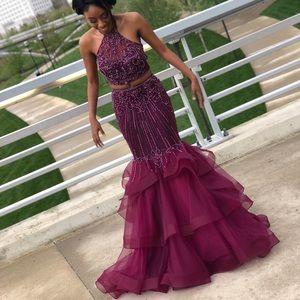 Alyce Paris prom dress